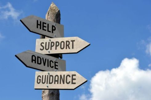 help-support-guidance-advice-signpost